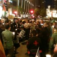 Chicago protest backs Palestinian hunger strike